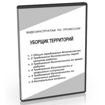 Видео инструктаж по ОТ «Уборщик территорий»