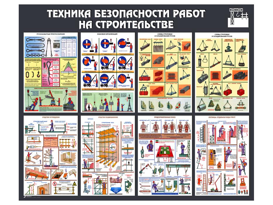 Инструкция По Безопасности Труда На Рабочем Месте В Строительстве